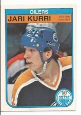 1982-83 OPC O-Pee-Chee Jari Kurri #111 (2nd Year) Near Mint Oilers