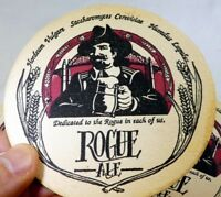 Rogue Ale Bar Coaster Beer lot 3  Free Shipping USA