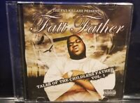 Fatt Father - Tales of the Childless Father CD Fat Killahz King Gordy mixtape