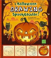A Halloween Drawing Spooktacular! (first Facts): By Jennifer  M. Besel