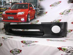 lip for front bumper subaru forester SH 2008-2012
