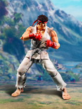 Street Fighter V No.01 S.H. Figuarts Action Figure RYU Bandai Tamashii Nations