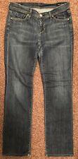 Women's Citizens of Humanity Jeans Ava #142 Low Waist Straight Stretch Size 29