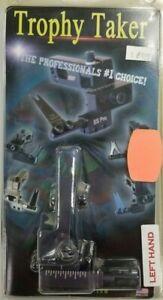 New Trophy Taker Spring Steel 1 Micro-Adjust Arrow Rest w/ Short Mounting Bar LH