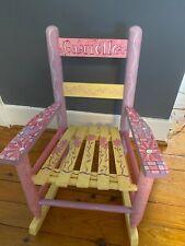 Child Rocking Chair Gabrielle