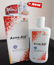 ACNE AID SOAP LIQUID CLEANSER CLEANSING PIMPLE OILY SKIN FACE AID 100 G.