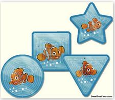 NEMO Finding Party Favors Birthday Decoration Supplies Maze Dory Ocean Fish x4
