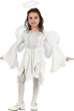Baby Girl's Velvety Angel Velour Toddler Child Costume Size Large 3t-4t