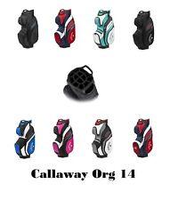 New 2020 Callaway Org 14 Cart Bag -Choose Color FREE SHIPPING