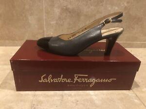 Salvatore Ferragamo Lady's shoes. Size 6.