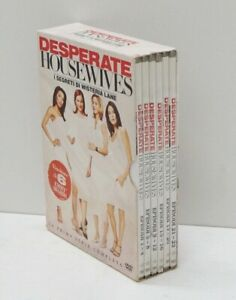 Desperate Housewives Stagione 1 Completa Cofanetto con n. 6 DVD in Italiano