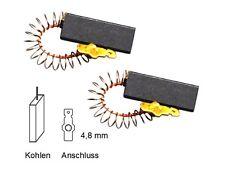 (N. 126) Spazzole adatto per Bosch WFF 117a 1180 1200 1201 120 L 1210 1220
