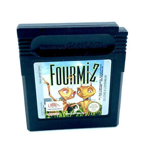 Fourmi'Z Fourmiz jeu Nintendo Game Boy Color PAL EUR