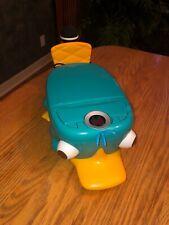 Karaoke Machine Disney Phineas & Ferb Perry Platypus CD Player & Mic