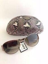 New 100% Authentic XOXO Sunglasses Aviator AX2320CG Light Brown Matte/leopard