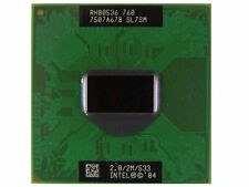 CPU Intel Pentium M 760 Centrino sl7sm - 2.0/2m/533 for Acer Aspire 1690 Series