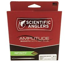 Scientific Anglers Amplitude Smooth Infinity Fly Line ~ WF9F ~ NIB