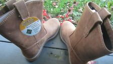 New With Tags Muck Boots Company Men's WELLIE CLASSIC BROWN, size 7