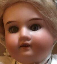 """Lovely Little 12"""" antique German bisque doll ** Estate Find"""
