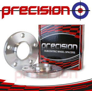 1 Pair of Hubcentric 15mm Alloy Wheel Spacers for Audi A6