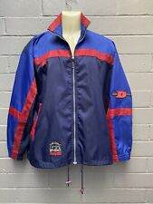 Vintage Dunlop Sports Extreme Jacket Mens Size Small Nylon Retro 1990s Volley