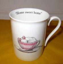 "Whittard of Chelsea by Anita Jeram 2005 Chatsford ""Home Sweet Home"" Mug,  3.75"""