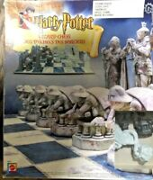 2002 Harry Potter Wizard Chess - Replacement Pieces/Parts - Your Choice!
