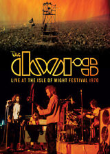 DOORS LIVE AT THE ISLE OF WIGHT FESTIVAL 1970 DVD ALL REGIONS NTSC 5.1 NEW