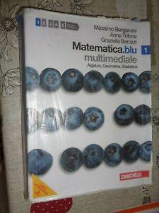 Matematica.blu. Algebra. Geometria. Statistica. [9788808111777]