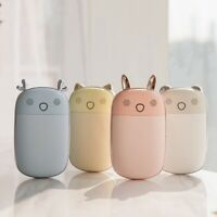 10000MAh USB Rechargeable Hand Warmer with Sound Recorder  Charge Up T U4D8