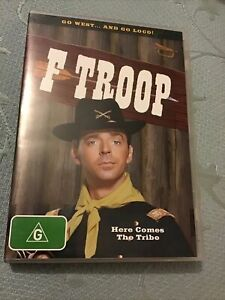 F Troop: Here Comes The Tribe - DVD **Free Postage**