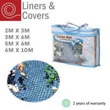 More details for velda vt cover net koi fish pond protection leaves pests herons | multiple sizes