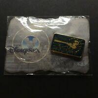 Tokyo Disney Sea ON THE HORIZON Retired Disney Pin 3702