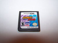 Sonic Rush (Nintendo DS) Lite DSi XL 3DS 2DS Game