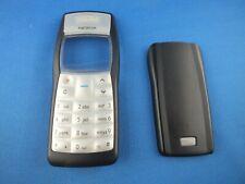 Original Nokia Cover 1100 1101 Front Back Akkudeckel Tastatur Keypad Handyschale