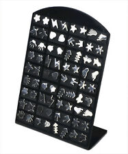 36 Pairs Surgical Stainless Steel Ear Piercing April Ear Stud Earrings + Pad