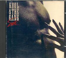 CD ALBUM 11 TITRES--KOOL & THE GANG--SWEAT--1989