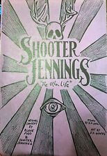 Shooter Jennings Other Life Comic. Signed by writer Rare