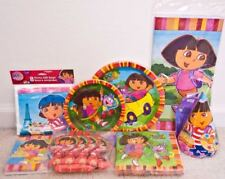 Nick Jr. Dora the Explorer Birthday Party Package