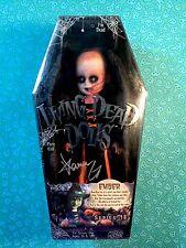 Living Dead Dolls EMBER VARIANT - Series 18 - SIGNED & SEALED - Burned Witch