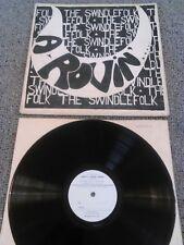 THE SWINDLEFOLK - A-ROVIN LP / VERY RARE DEROY PRIVATE PRESS UK FOLK FEMALE VOX