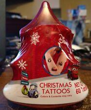 Disney Pixar Cars Christmas 60 ct. Temporary Tattoos Party Supplies Favors