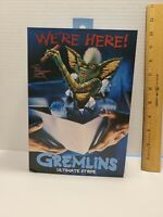 NECA Gremlins UltimaTe Stripe Action Figure Movie Horror Christmas New Were Here