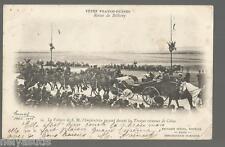FÊTES FRANCO RUSSES VOITURE DE SM L'IMPÉRATRICE 1902