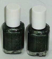 2 Bottles Of essie Nail Polish Nail Lacquer CROCADILLY #50K10E