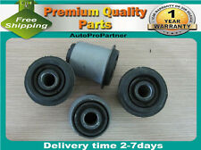 4 FRONT UPPER CONTROL BUSHING FOR TOYOTA TUNDRA 00-06 TOYOTA SEQUOIA 02-07