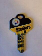 Pittsburgh Steelers Schlage House key blank