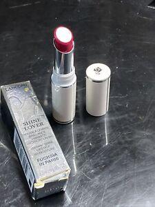 LANCOME Shine Lover Lipstick 357 FUCHSIA IN PARIS 0.09 oz NEW
