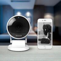 Cámara Seguridad Honeywell Wi-Fi C2, angular 145° en 1080p HD y visión nocturna