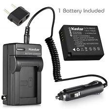 Dmw-Blg10 Battery & Regular Charger for Panasonic Lumix Dmc-Gx85 Lx10 Lx15 Lx100